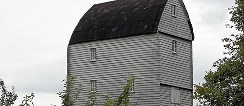 Windmills & Watermills in Norfolk and Suffolk