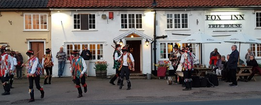 Eating Out in Norfolk and Suffolk